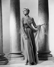 To Catch a Thief Grace Kelly full length pose by pillars 12x18  Poster