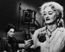 What Ever Happened to Baby Jane? Bette Davis Joan Crawford argue 12x18  Poster