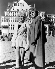 Some Like It Hot Marilyn Monroe Jack Lemmon Hotel Del Coronado 12x18  Poster