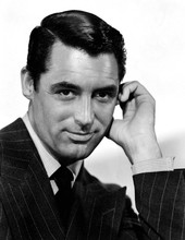 Cary Grant suave looking studio portrait circa 1930's 12x18  Poster