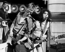 David Bowie Marc Bolan performing together 1970's TV show 12x18  Poster