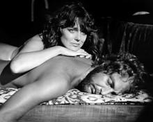 ?Tintorera! Fiona Lewis Hugo Stiglitz laying naked together 12x18  Poster