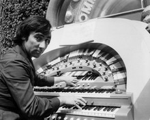 Tommy Keith Moon playing the organ 12x18  Poster