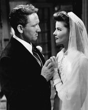 Woman of the Year Spencer Tracy Katharine Hepburn wedding scene 12x18  Poster