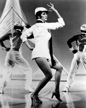 Lynda Carter dancing in tights 12x18  Poster