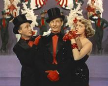 White Christmas Danny Kaye Rosemary Clooney Bing Crosby 12x18  Poster