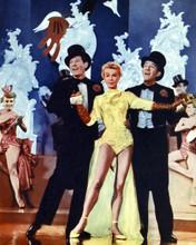 White Christmas Danny Kaye Vera-Ellen Bing Crosby dance number 12x18  Poster