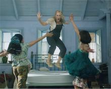 Mamma Mia classic scene Meryl Streep jumps on bed 8x10 photo