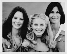 Charlie's Angels vintage 1970's 8x10 promotional photo Cheryl Ladd Jaclyn Kate