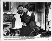 From Noon Till Three 1976 original 8x10 photo Charles Bronson kisses Jill Irelan