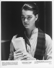 Brooke Shields original 1981 8x10 photo Endless Love portrait as Jade