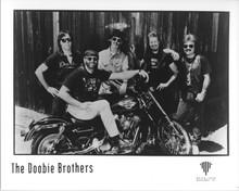 The Doobie Brothers original 8x10 photo 1980's promotional photo