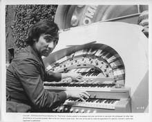Tommy original 1975 8x10 photo Keith Moon plays organ