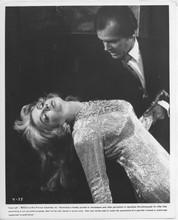 Tommy original 1975 8x10 photo Jack Nicholson helps Ann-Margret