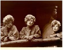Tommy 1975 original 8x10 photo Marilyn Monroe masked girls