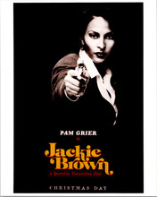 Pam Grier as Jackie Brown vintage 8x10 photo from 1990's rare poster artwork