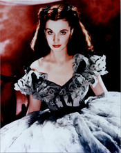 Vivien Leigh vintage 8x10 photo from 1990's Gone With The Wind portrait