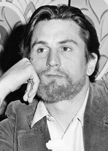 Robert De Niro original 8x10 press photo stamped by photographer on verso