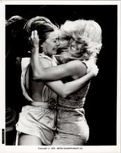 Logan's Run 1976 original 8x10 real photograph Jenny Agutter Farrah Fawcett