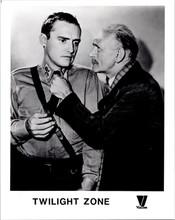 The Twilight Zone original 1980's video release 8x10 photo Dennis Hopper