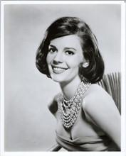 Natalie Wood beautiful smiling 8x10 photo printed in 1980's