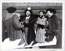Anne of the Thousand Days original 8x10 photo Richard Burton laughing in scene