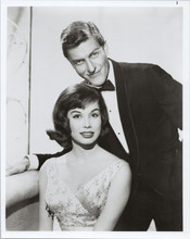 The Dick Van Dyke Show Dick in tux with Mary Tyler Moore 8x10 photograph