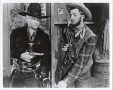 Hopalong Cassidy William Boyd young Robert Mitchum 8x10 photo