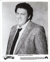 Cheers TV series original 1984 8x10 photo George Wendt as Norm