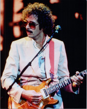 Carlos Santana 1990's in concert 8x10 photo playing guitar wearing sunglasses