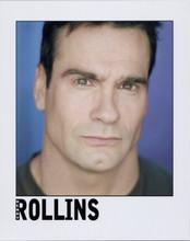 Henry Rollins 8x10 promotional portrait photo close-up