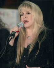 Stevie Nicks performing in concert circa 1990's 8x10 press photo