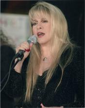 Stevie Nicks performing in concert circa 1990's 8x10 press photo