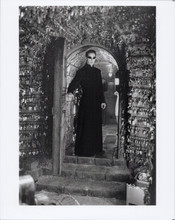 The Matrix Reloaded original 8x10 photo Keanu Reeves full length pose