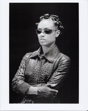 The Matrix Reloaded 8x10 photo Jada Pinkett Smith portrait