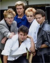 Duran Duran 8x10 press photo early pose circa 1978