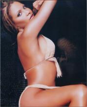Toni Braxton 8x10 photo sexy pose in bikini