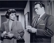 Perry Mason TV series Barbara Hale Raymond Burr 8x10 photo