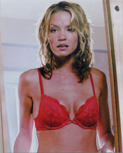 Ashley Scott sexy 8x10 photo in red bra