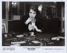 The Driver original 1978 8x10 photo Isabelle Adjani gambles in casino