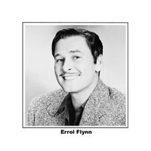 Errol Flynn classic 1930's dashing smiling portrait 8x10 photo