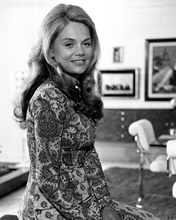 Dyan Cannon candid smiling 8x10 photo early 1970's 8x10 photo