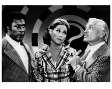 Mary Tyler Moore Show 8x10 photo Mary with John Amos as Gordy Ted Knight as Ted