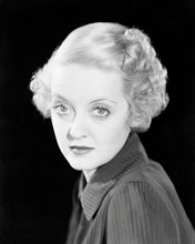 Bette Davis beautiful Hollywood portrait late 1930's era 8x10 photo