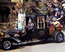 The Munsters TV series Lily Herman Grandpa Marilyn & Eddie Munster Koach 8x10
