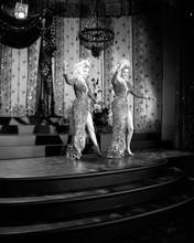 Gentleman Prefer Blondes Marilyn Monroe Jane Russell dance on stage 8x10