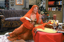 Happy Days TV series  Marion Ross in belly dancer harem costume 8x10 photo