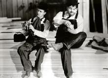 Laurel and Hardy Busy Bodies Stan & Ollie work in lumberyard 8x10 photo