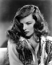 Katharine Hepburn sexy look 1930's portrait with long hair 8x10 photo