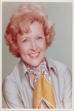 Betty White 8x10 1970's photo studio portrait Mary Tyler Moore Show